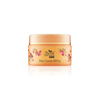 Nurish Organiq 24K Gold Moisturizing Day Cream SPF25 40ml