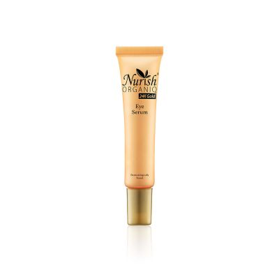 Nurish Organiq 24K Gold Eye Serum 15ml